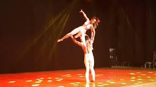 Ersin Altaş & Hande Atalay - Salsa Show - 8.Istanbul Dance Festival