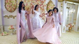 ياعيني رقصوا خوات العروس 2019 _ شيله كامله يا بنت ابوها - باسم هيفاء | تنفيذ بالأسماء 0502407008