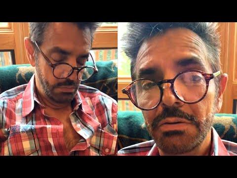 Aislinn Derbez molesta a su papá Eugenio Derbez por quedarse dormido