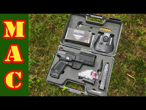 New Canik TP9 DA 9mm Pistol