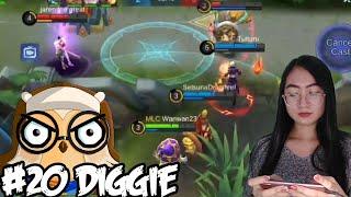 A-Z Hero Challenge | Diggie until I Win in Rank!