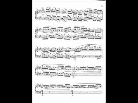 Pollini plays Chopin Etude Op 10 No 4