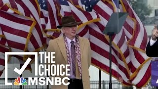 What John Eastman Says In Public Vs. Private | The Mehdi Hasan Show
