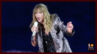 "Video Taylor Swift - ""Getaway Car"" Live (Clip) - Reputation Tour Rose Bowl Night 2 download MP3, 3GP, MP4, WEBM, AVI, FLV Agustus 2018"