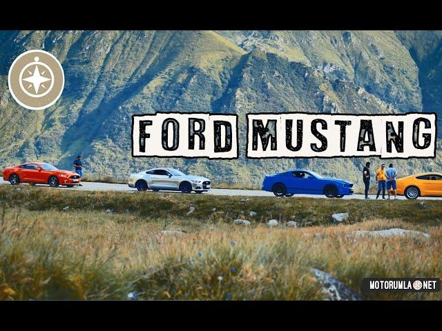 Ford® Mustang GT   Transfăgărășan   Route #7C