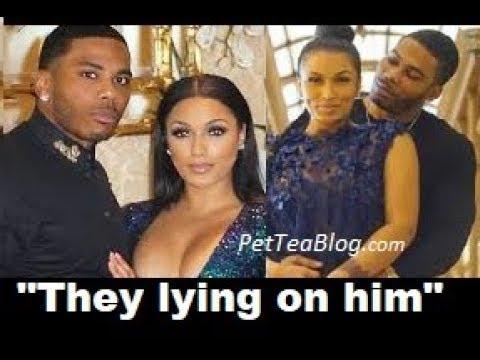 Miss Jackson has Nelly's Back Regardless 👫