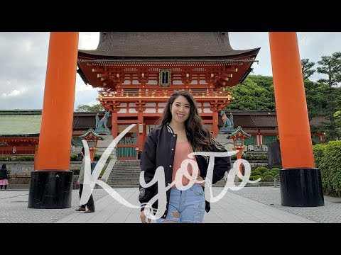 Neocoolstar | Trip to JAPAN May 2018 | Japan Travel Vlog - Part 2 (Kyoto)
