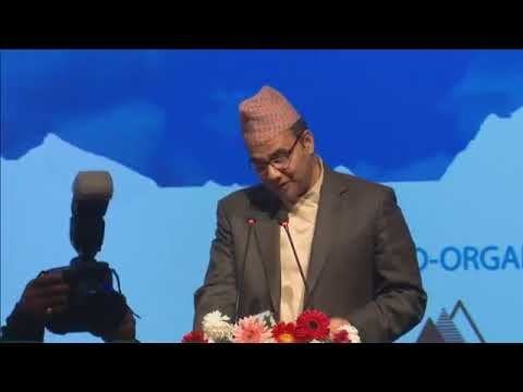 10th South Asia Economic Summit (SAES X), Kathmandu, Nepal, 2017
