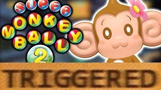 How Super Monkey Ball 2 TRIGGERS You!
