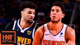 Denver Nuggets vs Phoenix Suns - Full Game Highlights   October 14, 2019 NBA Preseason