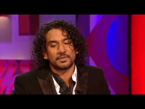 Naveen Andrews interview on Jonathan Ross Part 1