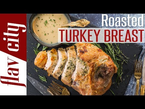 how-to-cook-a-juicy-turkey-breast-in-the-oven---thanksgiving-for-two