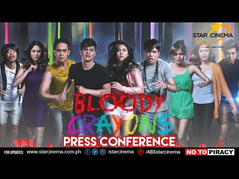 [FULL] 'Bloody Crayons' Grand Press Conference