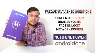 Motorola One Power FAQ's | Frequently Asked Questions - TechRJ