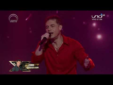 Dejame que te cuente limeña - Chabuca Granda - Osman - Factor X 2019