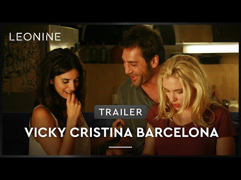 Trailer do filme Vicky Cristina Barcelona