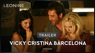 VICKY CRISTINA BARCELONA | Trailer | Deutsch