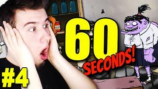 CO TO MA BYĆ? WTF!? (60 Seconds! #4)