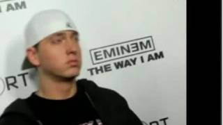 EMINEM RED CARPET FROM RELEASE PARTY THE WAY I AM OCT15 2008
