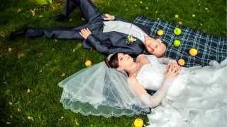 Рома + Аня Wedding slideshow.