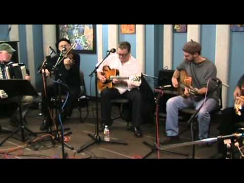 Martin Taylor with Pearl Django 'Last Train to Hauteville' | Live Studio Session