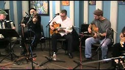Martin Taylor with Pearl Django 'Last Train to Hauteville' | Live Studio Session