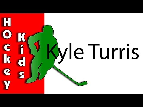 NHL Hockey Players As Kids - Kyle Turris