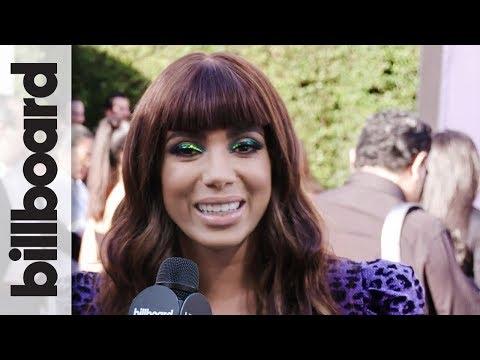 Anitta Reveals Potential Camila Cabello Collaboration | Latin AMAs 2018