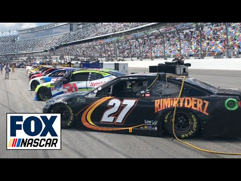 Download Nascar Pit Road Grid Walk Before The Monster Energy Cup