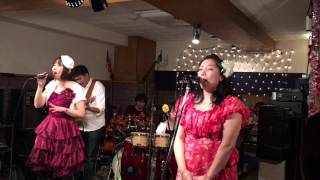 2016.12/25(土)CJライブにて♫ mocha+ Vo.ゆりか Cho.空 Gt.monacoco Ba...