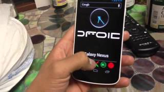 How to theme your Galaxy Nexus/Android phone