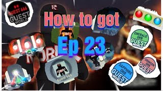 Roblox Guest World Beta Ep 23 How To Get Guest 666!!!