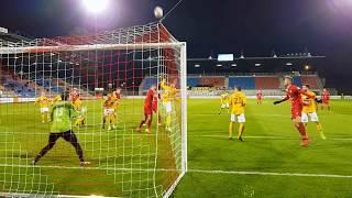 FC Vaduz gegen FC Schaffhausen 2:0, Rheinpark Stadion Vaduz / 20.11.2017 (HD)