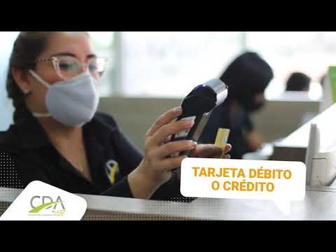 Metodos de pago CDA LA 27