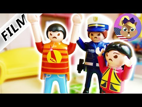 playmobil-film-english---big-julian-gets-arrested?-visit-from-the-police!-smith-family