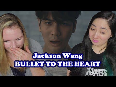 王嘉爾-jackson-wang---bullet-to-the-heart-reaction
