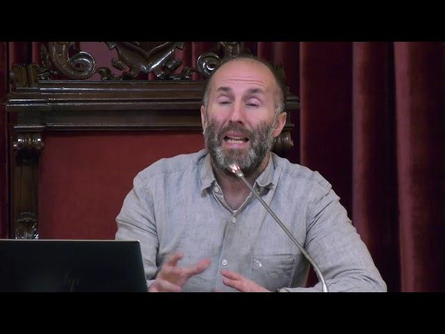 Presentación primer soterramiento de tráfico rodado en Ourense 30/12/20