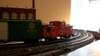 Seaboard Air line Railroad GP-40