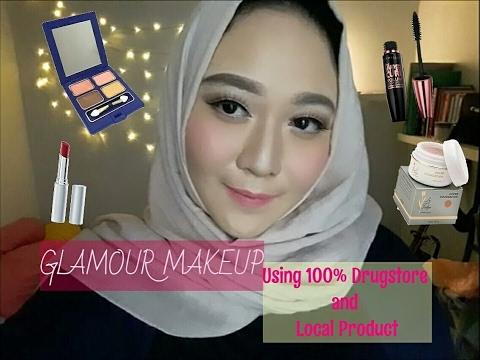 100% Makeup Lokal dan Drugstore Indonesia - Glam Looks