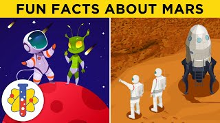 Fun Facts About Mars | Amazing Facts About The Red Planet You Should Know | Lab 360