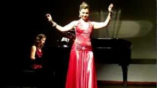 OLGA SHVYDKA - CARMEN - LES TRINGLES DES SISTRES TINTAIENT.mp4