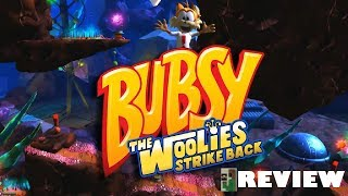 Bubsy The Woolies Strike Back Review (PS4, Steam)