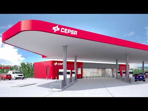 Cepsa Gibraltar plans for new petrol filling station next to