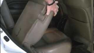 2002 Acura MDX Seat Recline Lever Fix