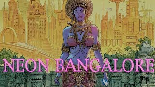 'NEON BANGALORE' | A Synthwave Mix