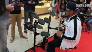 Download Video Yamaha DTX450K Electric Drum Test by Sahabat Nuansa MP3 3GP MP4
