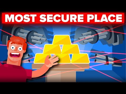 Why No One Can Break Into The Most Secure Place In The World (Fort Knox)