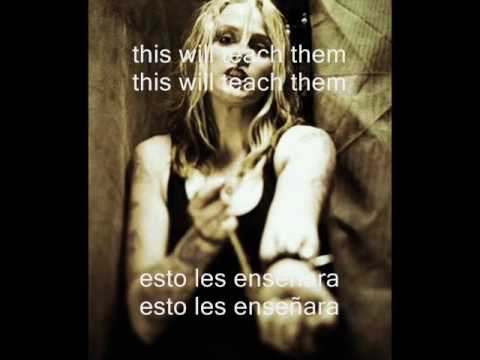 Otep - my confession (lyrics)