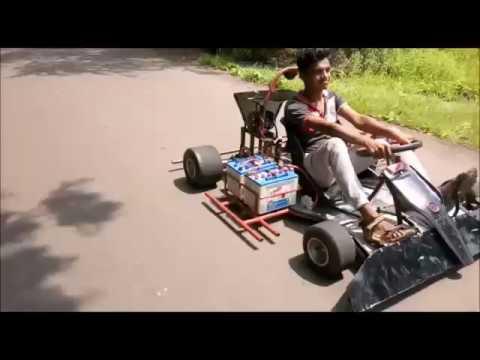Electric Go kart Motor India   1500w BLDC motor India   Brushless dc motor  for electric go cart