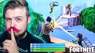 FATHER USING HACK AT FORTNITE? (Fortnite Battle Royale)